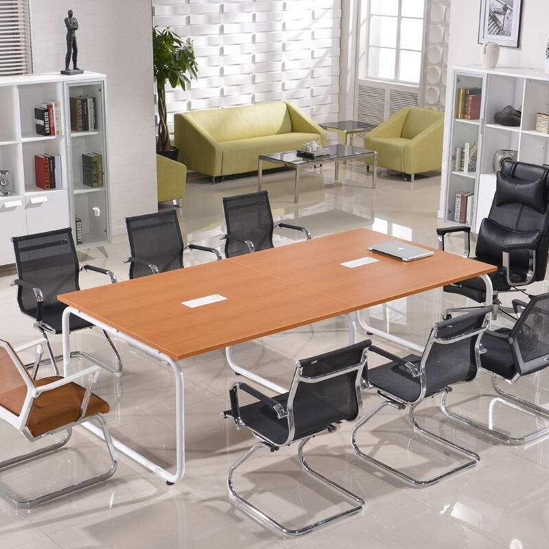 板式会议桌(8人位)