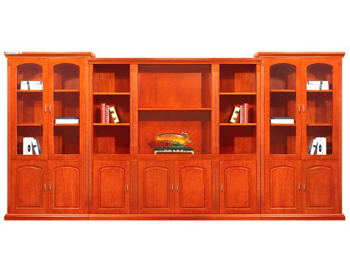 红棕大文件柜