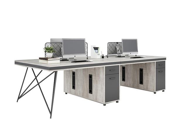 时尚工位员工桌办公桌