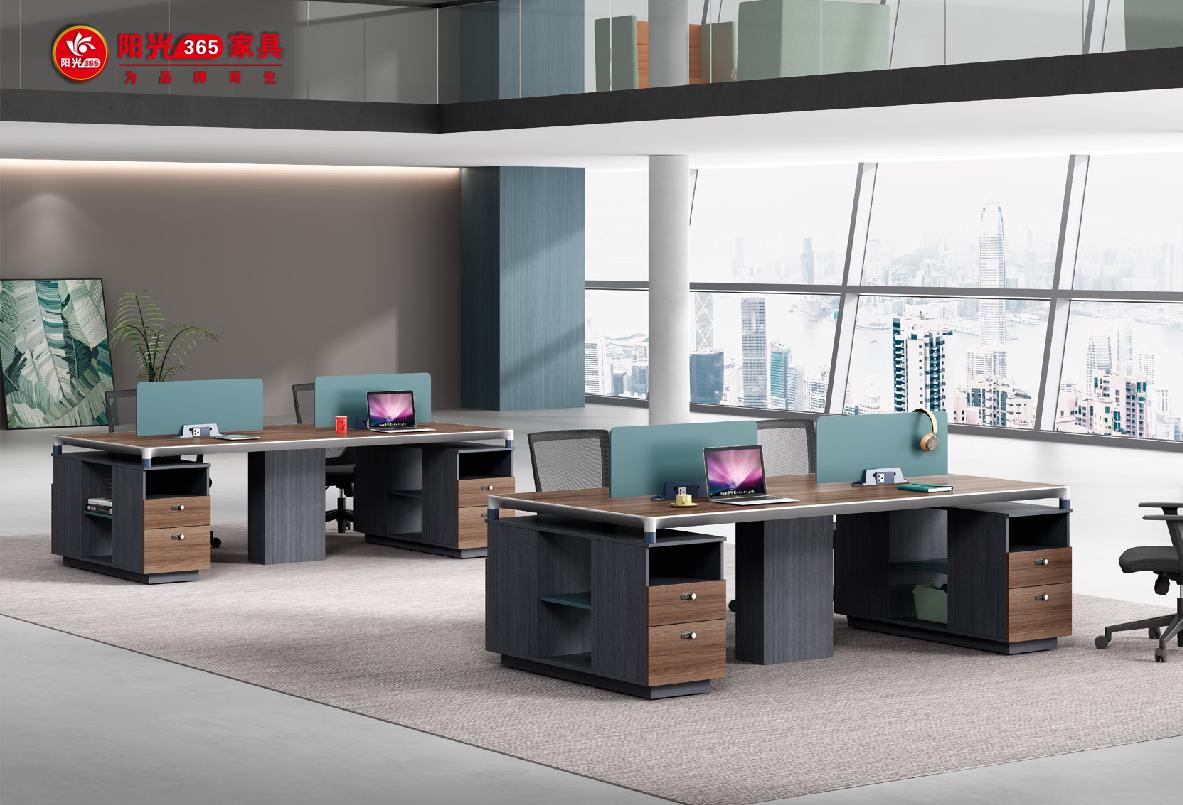 阳光365家具教你选择最好的办公屏风